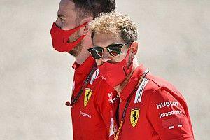 Ferrari bood Vettel geen nieuw contract aan voor 2021