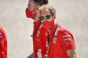 """Vettel destapa a Ferrari: """"Nunca me ofrecieron renovar"""""""