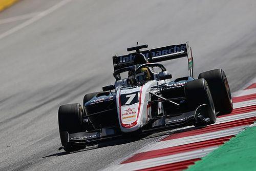 Red Bull Ring F3: Liderler çarpıştı, Pourchaire zafere ulaştı