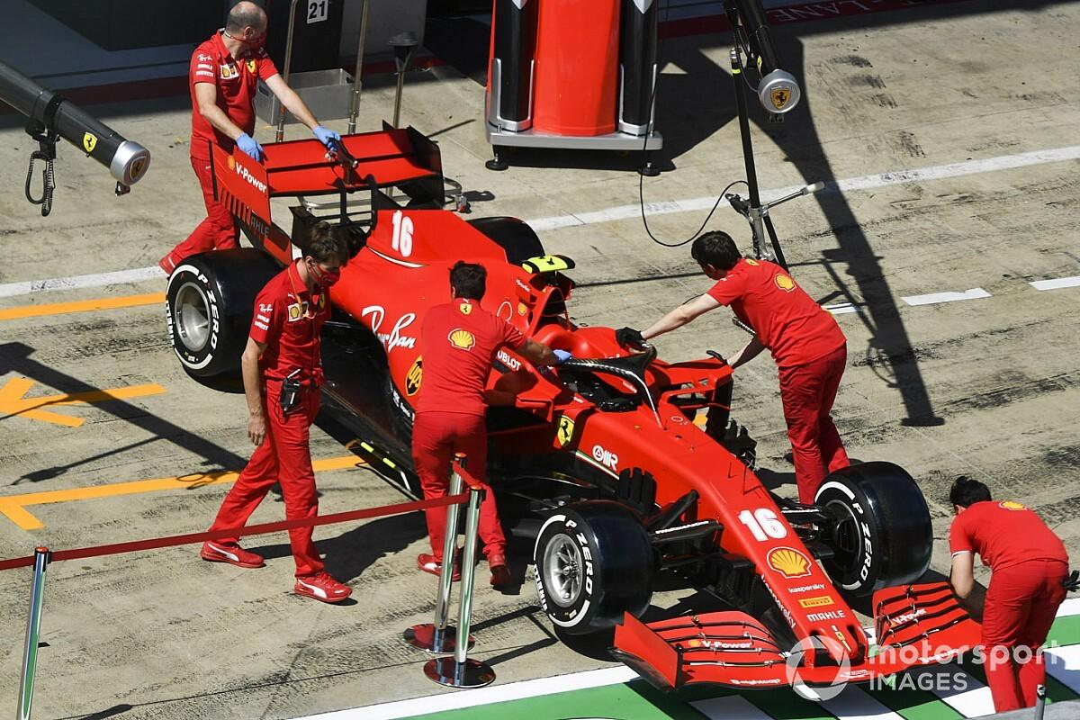 Ferrari afgezakt tot middenmoter? Upgrades zijn geen 'gamechanger'