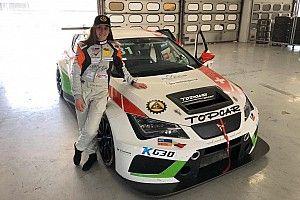 Karen Gaillard prête pour ses débuts à Monza ce week-end