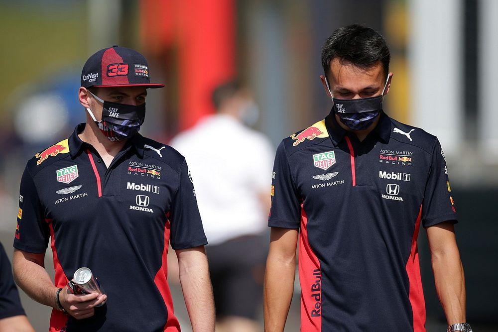 VIDEO: Volg Albon en Verstappen een dag op Spa-Francorchamps