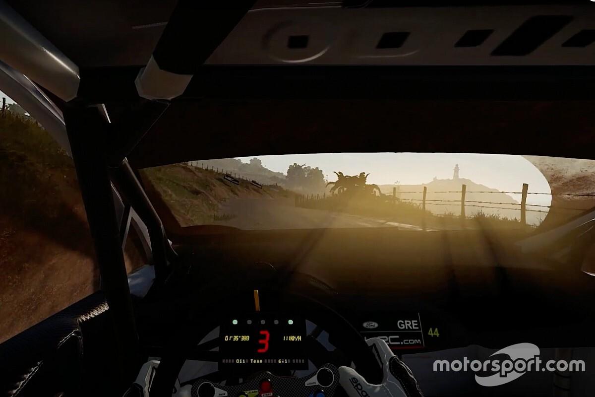 Vídeo: así luce el primer 'gameplay' del WRC 9