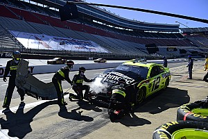 "Blaney admits ""mistake on my part"" after Bristol wreck"