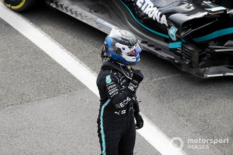 GP de Rusia: Bottas gana aprovechando un doble error de Hamilton