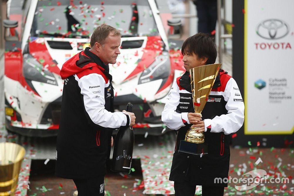 Mäkinen dejará la dirección del equipo Toyota del WRC