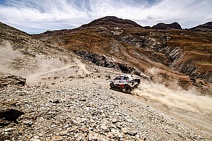 Alonso: crash e ritiro nella terza tappa del Rally del Marocco
