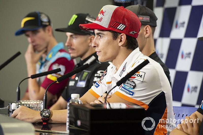 Marquez a győzelemre gondolt, a vb-címre nem