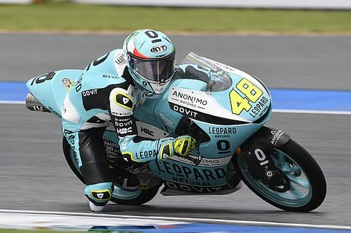 Moto3日本FP1:ダラ・ポルタ首位。日本勢トップは11番手の鈴木竜生