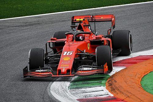 意大利大奖赛FP2:莱科勒克以百分之六秒优势力压汉密尔顿居首