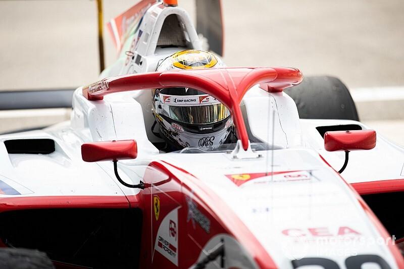 F3, Sochi: Shwartzman si avvicina al titolo con una pole strepitosa