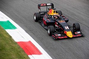 Цунода впервые выиграл гонку Формулы 3