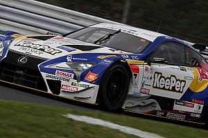 TOM'S pair bullish of Super GT title chances