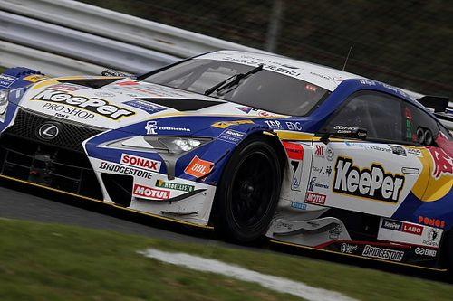 TOM'S pair bullish of Super GT title chances