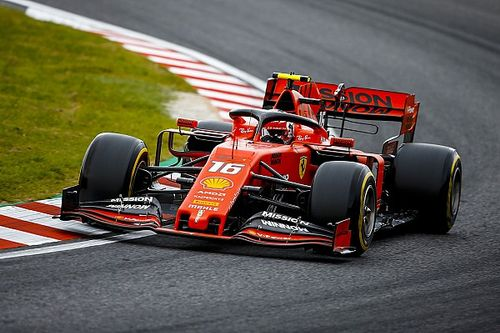 LIVE F1 - Suivez le GP du Japon en direct