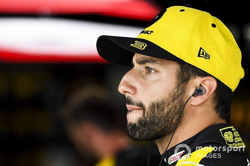 """Ricciardo : """"Nous sommes en colère et frustrés"""""""