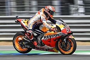 Pour Crutchlow, ce que fait Márquez avec la Honda est unique