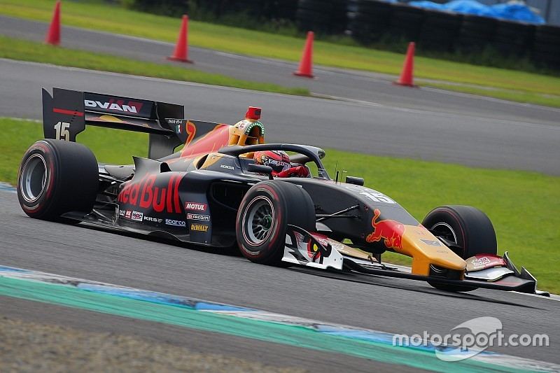 O'Ward denied Motegi points shot by power issue