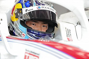 Hirakawa tops first Fuji session, Kobayashi crashes