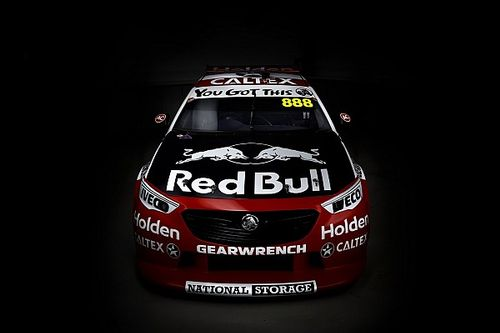 Retro Brock Bathurst livery for Holden Supercars squad