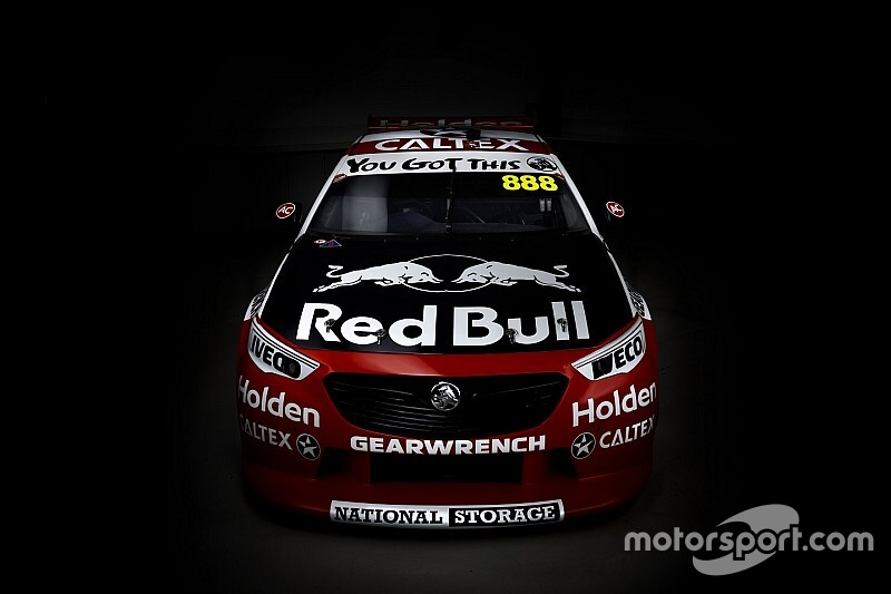 Retro Brock Bathurst livery for Holden Supercars squad