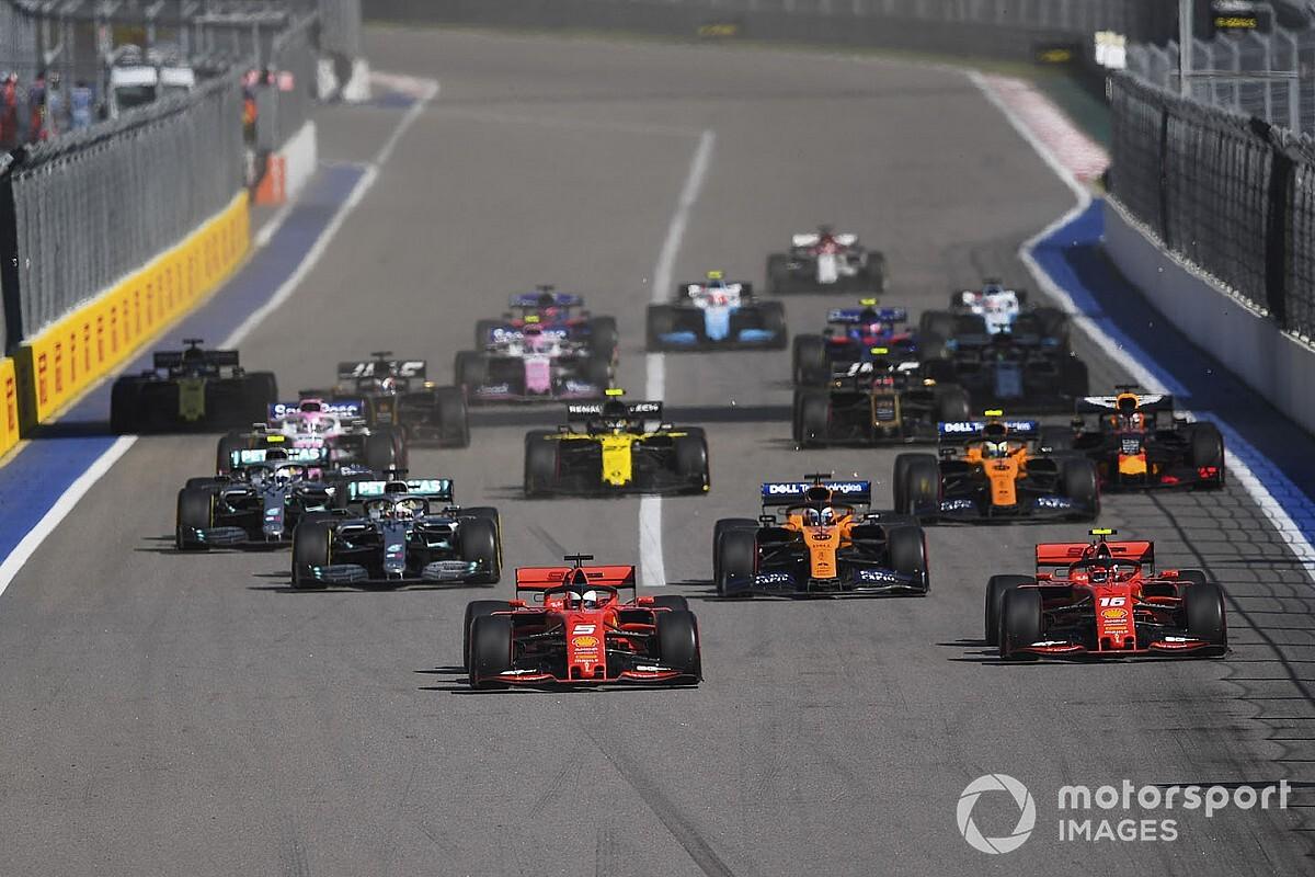 Silverstone yarışı iptal edilirse Temmuz ayında 4 yarış yapılacak