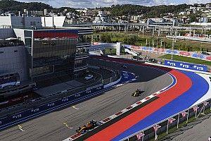 俄罗斯大奖赛否认日期与中国对调传言