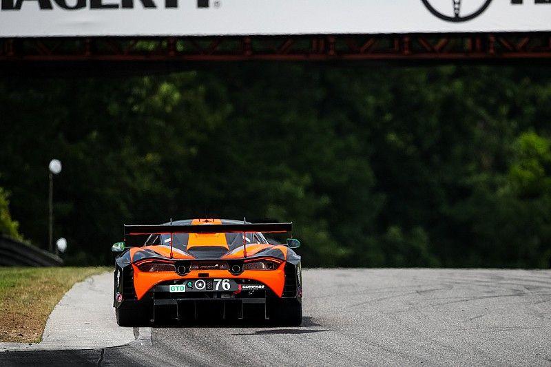 McLaren squad enters rebranded GT World Challenge