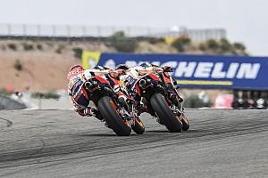 Galería: las mejores imágenes del arranque del GP de Aragón