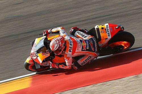 MotoGP, Aragon, Libere 4: Marquez scava di nuovo il solco