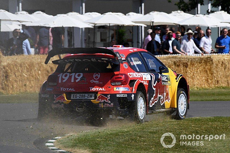 Ostberg wiąże nadzieje z Rally1
