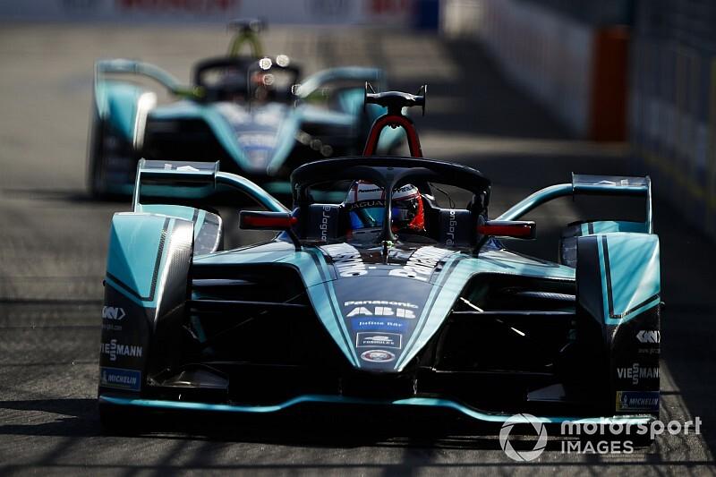 Эванс продолжит выступать за Jaguar в Формуле Е