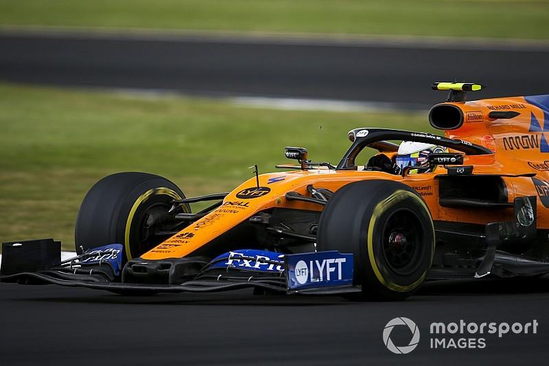 """Norris: """"F1 fysiek veel minder zwaar dan F2"""""""