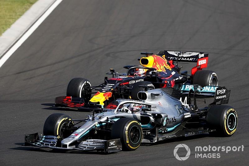 Com estratégia perfeita, Hamilton supera Verstappen e vence GP da Hungria