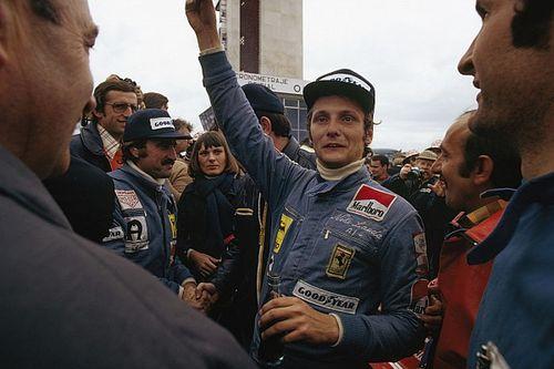 46 éve nyert először a Forma-1-ben Niki Lauda