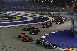 Azerbaijan, Singapore and Japan F1 rounds cancelled for 2020