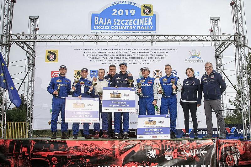 Baja Szczecinek - rywalizacja pod kontrolą