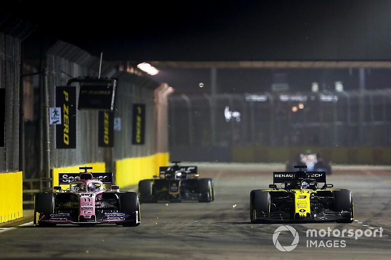 Micsoda csata volt ez Szingapúrban?! Ricciardo-Sainz-Stroll-Gro