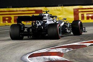 Mercedes оттянул пит-стопы, опасаясь попадания в трафик
