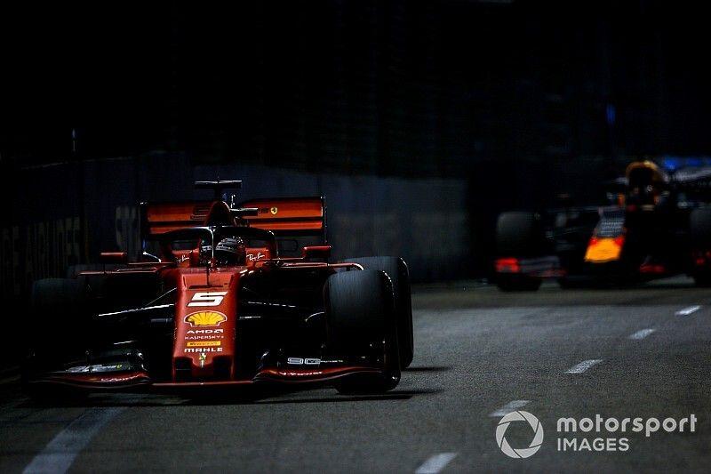 Vettel potwierdził swoje przekonania