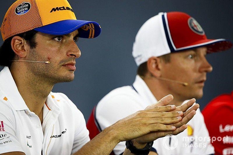 """Sainz: """"Hay que apuntar a Red Bull, Ferrari y Mercedes"""""""