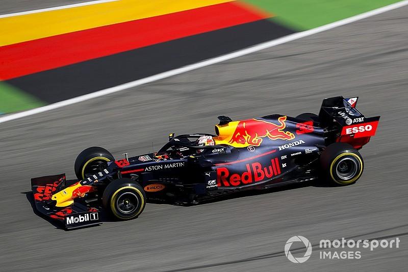 """Verstappen start vanaf P2 in Hockenheim: """"Alles is nu mogelijk"""""""