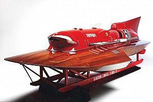 Единственная гоночная лодка Ferrari уйдет с аукциона