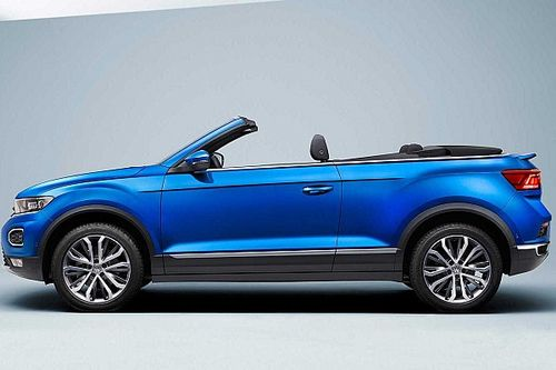 Volkswagen T-Roc Cabrio: un SUV descapotable para 2020