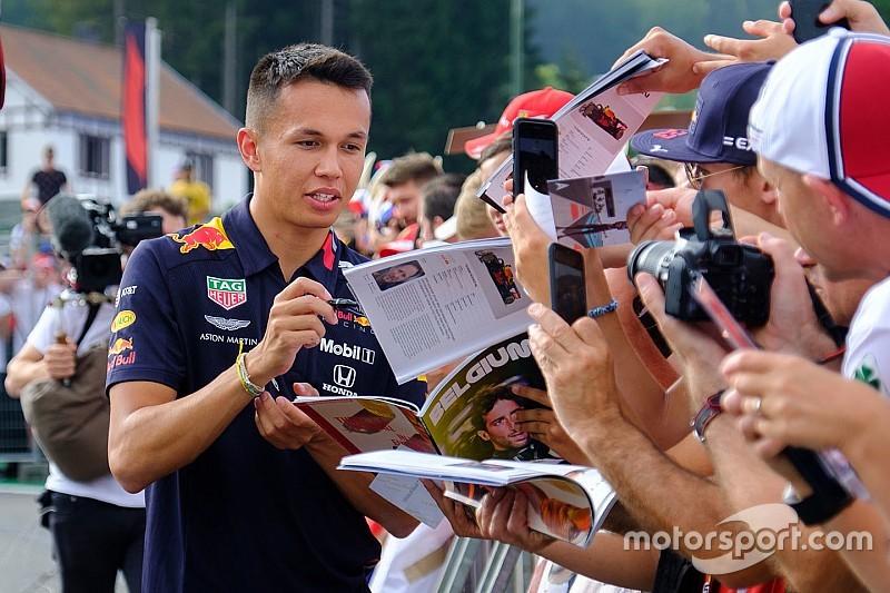 Kvjat nem olyan biztos benne, hogy Albon valóban jól kezdett a Red Bullban