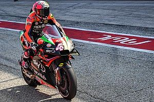 """Really upset"" Espargaro admits patience wearing thin"