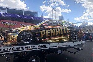 Erebus targeting qualifying after nasty Bathurst crash