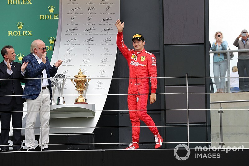 Leclerc lett az FIA közúti biztonsági reklámkampányának egyik reklámarca