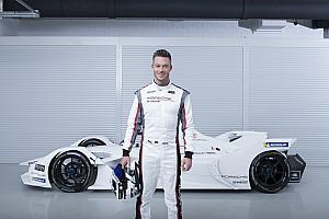 Porsche kondigt Lotterer aan als tweede FE-coureur