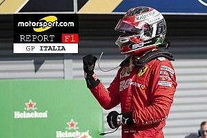 Motorsport Report F1: Leclerc, da predestinato a fuoriclasse